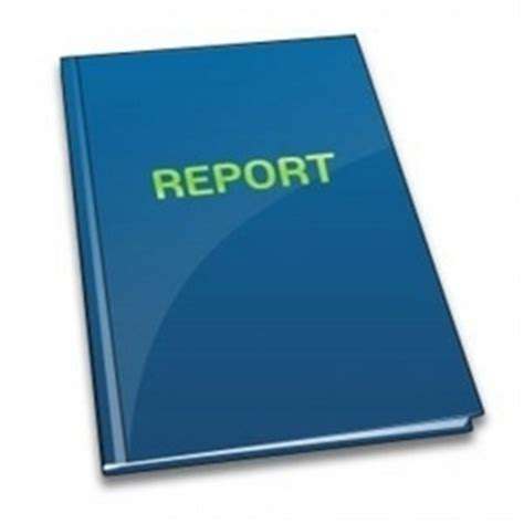 Consultancy report writing